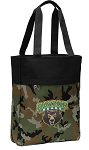 Baylor Tote Bag Everyday Carryall Camo