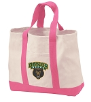 Baylor University Tote Bags Pink