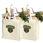 Baylor University Shopping Bags Baylor Grocery Bags 2 PC SET