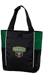 Baylor Tote Bag Hunter Green