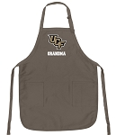Official UCF Grandma Apron Tan