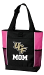 University of Central Florida Mom Tote Bag Pink