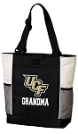 University of Central Florida Grandma Tote Bag White Accents