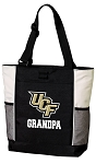 University of Central Florida Grandpa Tote Bag White Accents