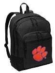 Clemson University Backpack - Classic Style