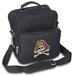 ECU Pirates Small Utility Messenger Bag or Travel Bag