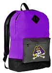 ECU Backpack CLASSIC STYLE East Carolina University Backpacks