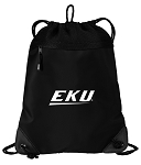 Eastern Kentucky Drawstring Backpack-MESH & MICROFIBER