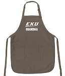 Official Eastern Kentucky Grandmother Logo Apron Tan