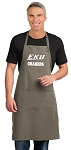 LARGE Eastern Kentucky Grandfather APRON for MEN or Women Khaki