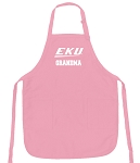 Deluxe EKU Grandma Apron Pink - MADE in the USA!