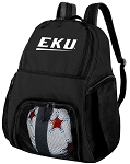 EKU Soccer Backpack or Eastern Kentucky Volleyball Bag For Boys or Girls