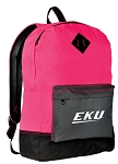Eastern Kentucky Backpack HI VISIBILITY EKU CLASSIC STYLE For Her Girls Women
