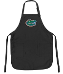 Official University of Florida Apron Black