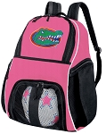 University of Florida Girls Soccer Backpack