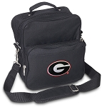 Georgia Bulldogs Small Utility Messenger Bag or Travel Bag