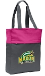 GEORGE MASON Tote Bag Everyday Carryall Pink