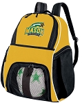 George Mason University Soccer Ball Backpack or GMU Volleyball For Girls or Boys Practice