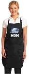Official Georgia Southern Mom Apron Black