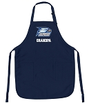Official Georgia Southern Grandpa Aprons Navy