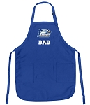 Deluxe Georgia Southern Dad Apron Georgia Southern Dad for Men or Women