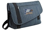 Georgia Southern Messenger Laptop Bag Stylish Navy