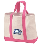 Georgia Southern Tote Bags Pink