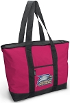 Deluxe Pink Georgia Southern Tote Bag