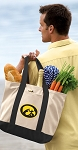 University of Iowa Tote Bag