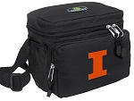 University of Illinois Lunch Bag Illini Lunch Boxes
