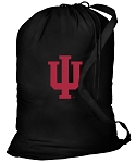IU Laundry Bag Black