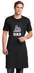 JMU Dad Large Apron
