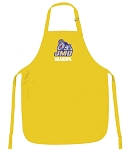 JMU Grandpa Apron Yellow - MADE in the USA!