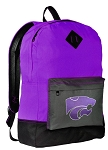 K-State Backpack CLASSIC STYLE Kansas State Backpacks