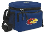 KU Jayhawks Lunch Bag University of Kansas Lunch Boxes