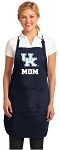 University of Kentucky Mom Apron Navy