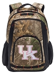 Ladies Kentucky Wildcats RealTree Camo Backpack