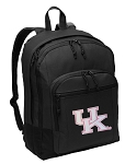 Girls University of Kentucky Backpack - Classic Style