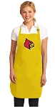Deluxe University of Louisville Apron - MADE in the USA!