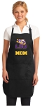 Official LSU Mom Apron Black