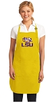 Deluxe LSU Apron - MADE in the USA!