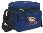 LSU Lunch Bag LSU Tigers Lunch Boxes Navy