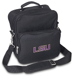 LSU Tigers Small Utility Messenger Bag or Travel Bag