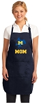 Official McNeese State Mom Aprons Navy