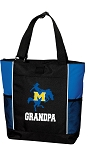 McNeese State Grandpa Tote Bag Roy