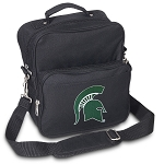 Michigan State Small Utility Messenger Bag or Travel Bag