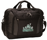 Michigan State Peace Frog Laptop Messenger Bags