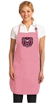 Deluxe Missouri State University Apron Pink - MADE in the USA!