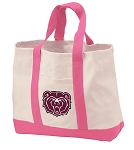 Missouri State University Tote Bags Pink