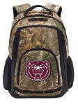 Missouri State RealTree Camo Backpack